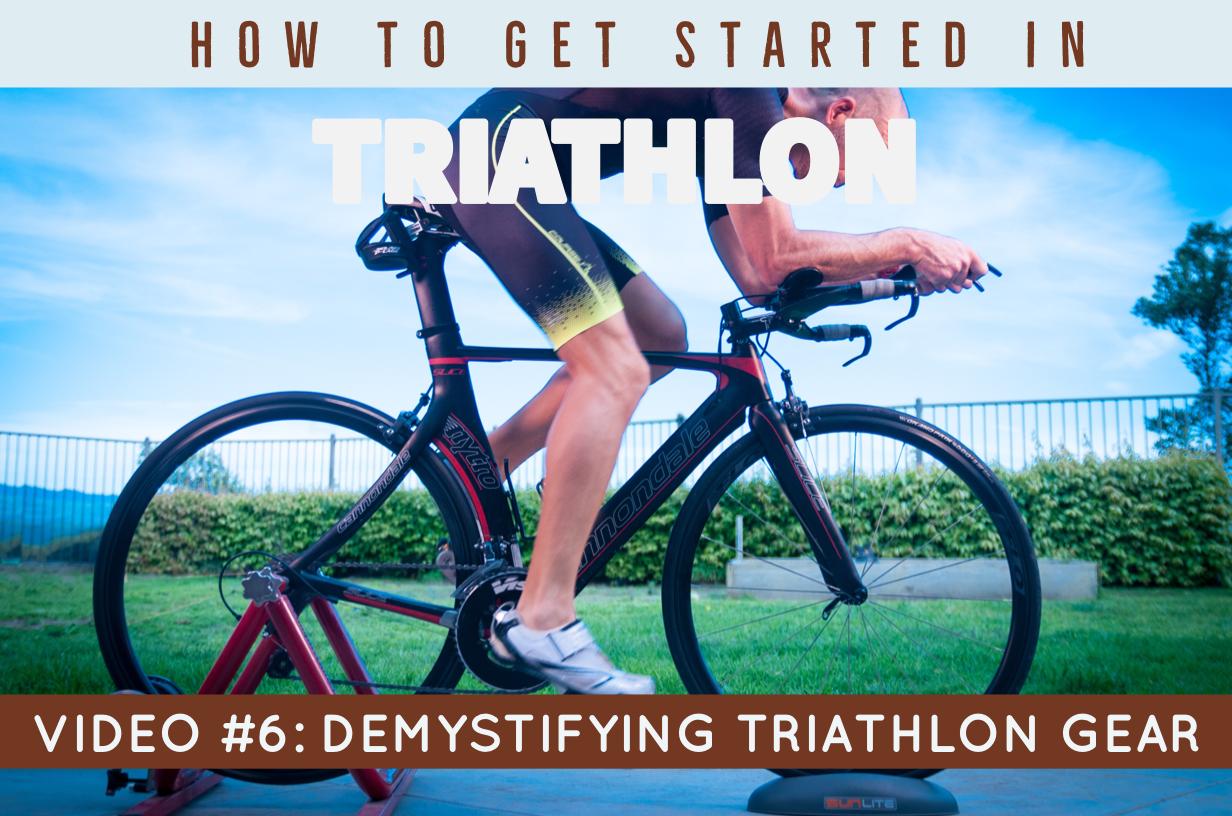 Triathlon Gear Extra Life Fitness